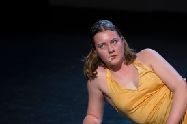 ACT4. Anne Reitsma. With My Little Titties And Phat Belly. Foto Jos Kuklewski, 2017. 050